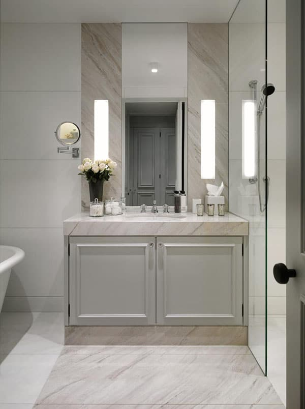 bathroom mirrors sydney frameless bath mirrors online australia