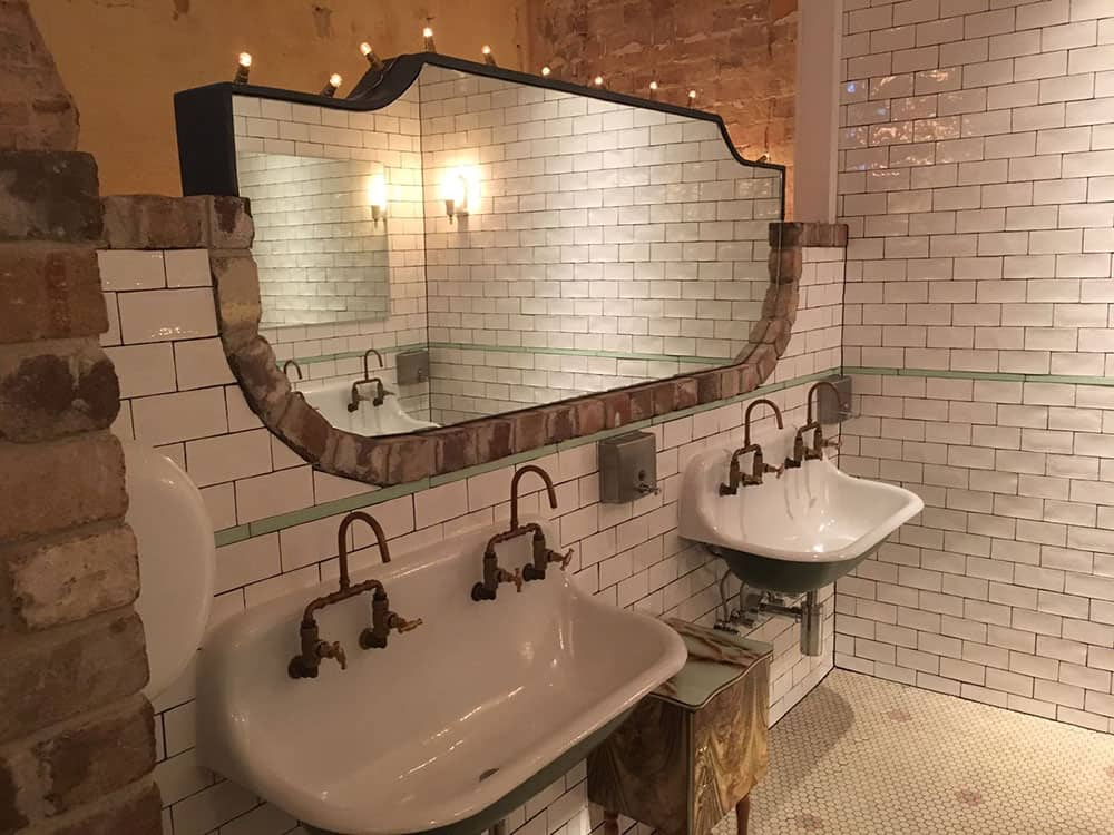 Custom Made Mirror - Imperial Hotel Erskineville 2