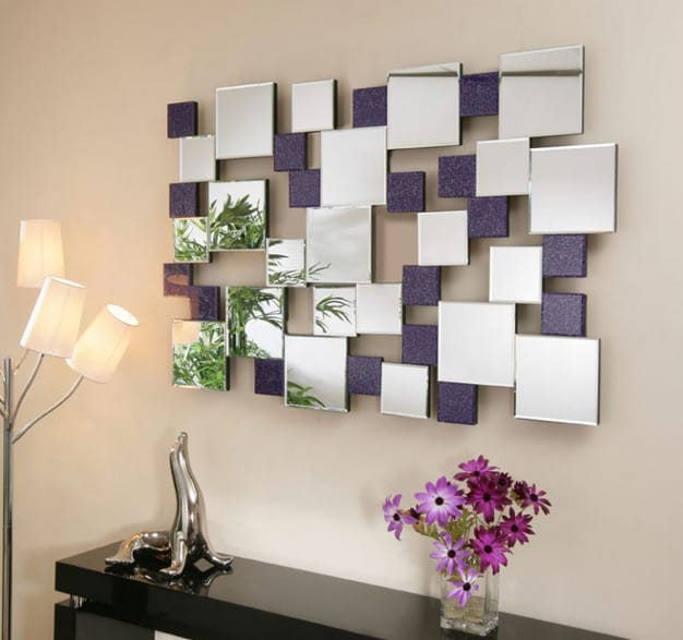 How To Use Wall Mirrors In A Modern Home Majestic Glass