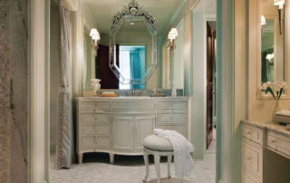contemporary venetian mirror design